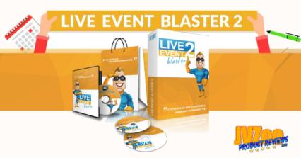 Live Event Blaster V2 Review and Bonuses