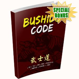 Special Bonuses - May 2018 - Bushido Code Pack