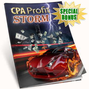 Special Bonuses - May 2018 - CPA Profit Storm