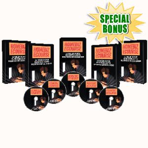 Special Bonuses - May 2018 - Home Biz Ecourse