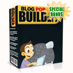 Special Bonuses - June 2018 - Blog Pop Bar Builder Software