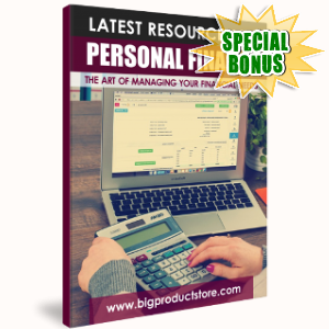 Special Bonuses - June 2018 - Latest Resource For Personal Finance