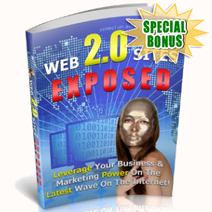 Special Bonuses - June 2018 - Web 2.0 Sites Exposed