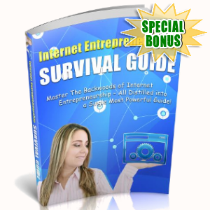 Special Bonuses - June 2018 - Internet Entrepreneurship Survival Guide