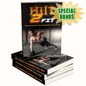 Special Bonuses - June 2018 - HIIT 2 Pack