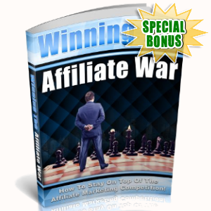Special Bonuses - June 2018 - Winning The Affiliate War