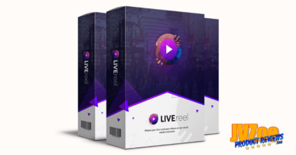 LIVEreel Review and Bonuses