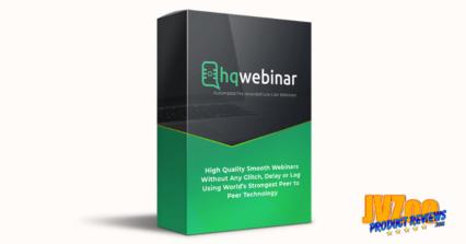 HQWebinar Review and Bonuses