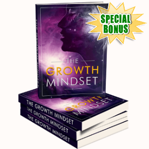 Special Bonuses - July 2018 - The Growth Mindset Pack
