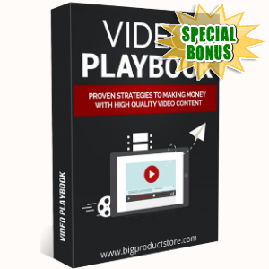 Special Bonuses - July 2018 - Video Playbook