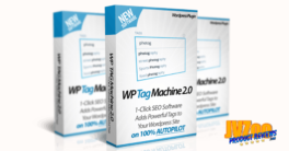 WP Tag Machine V2 Review and Bonuses