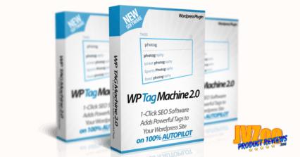 WP Tag Machine V2 Review and Bonuses