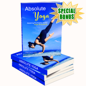Special Bonuses - August 2018 - Absolute Yoga Pack