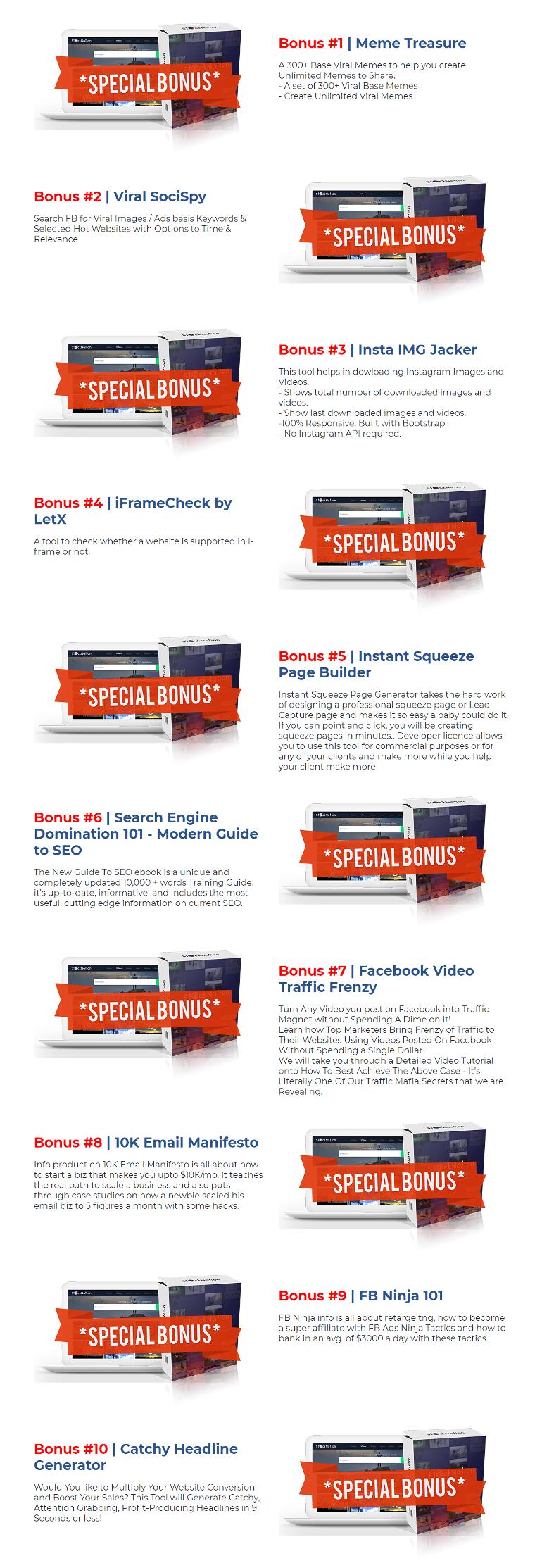 StockNation Bonuses