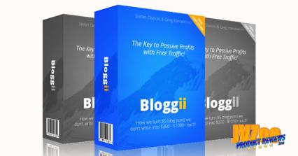 Bloggii Review and Bonuses