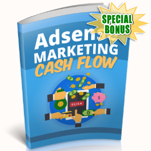Special Bonuses - October 2018 - Adsense Marketing Cash Flow