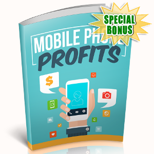 Special Bonuses - October 2018 - Mobile Phone Profits