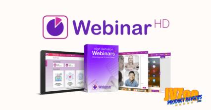 WebinarHD Review and Bonuses