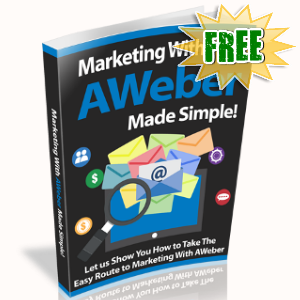 Special Bonuses - November 2018 - Marketing With Aweber Made Simple