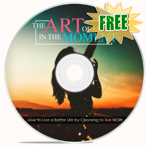 Special Bonuses - November 2018 - The Art Of Living In The Moment Video Upgrade Pack