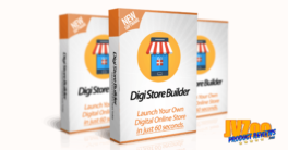 Digi Store Builder Review and Bonuses