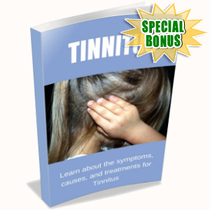 Special Bonuses - December 2018 - Tinnitus 101