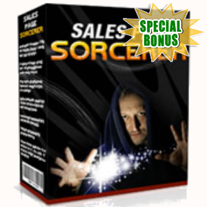 Special Bonuses - December 2018 - Sales Page Sorcerer Software