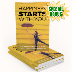 Special Bonuses - December 2018 - Happiness Starts With You Pack