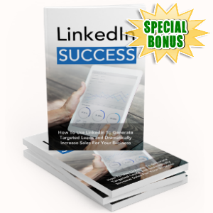 Special Bonuses - December 2018 - LinkedIn Success Pack