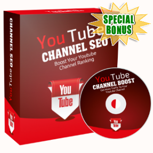 Special Bonuses - January 2019 - YouTube Channel SEO Video Pack