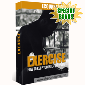 Special Bonuses - January 2019 - Exercise Ecourse Pack