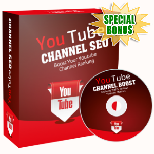 Special Bonuses - January 2019 - YouTube Channel Boost Video Series Pack