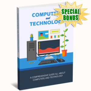 Special Bonuses - January 2019 - Computers And Technology
