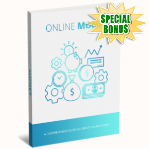 Special Bonuses - January 2019 - Online Money