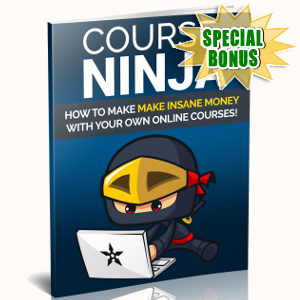 Special Bonuses - January 2019 - Course Ninja