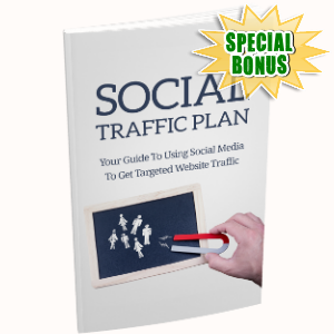 Special Bonuses - January 2019 - Social Traffic Plan