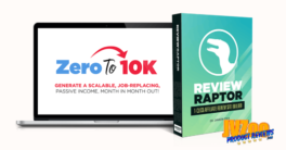 ZeroTo10K Review and Bonuses
