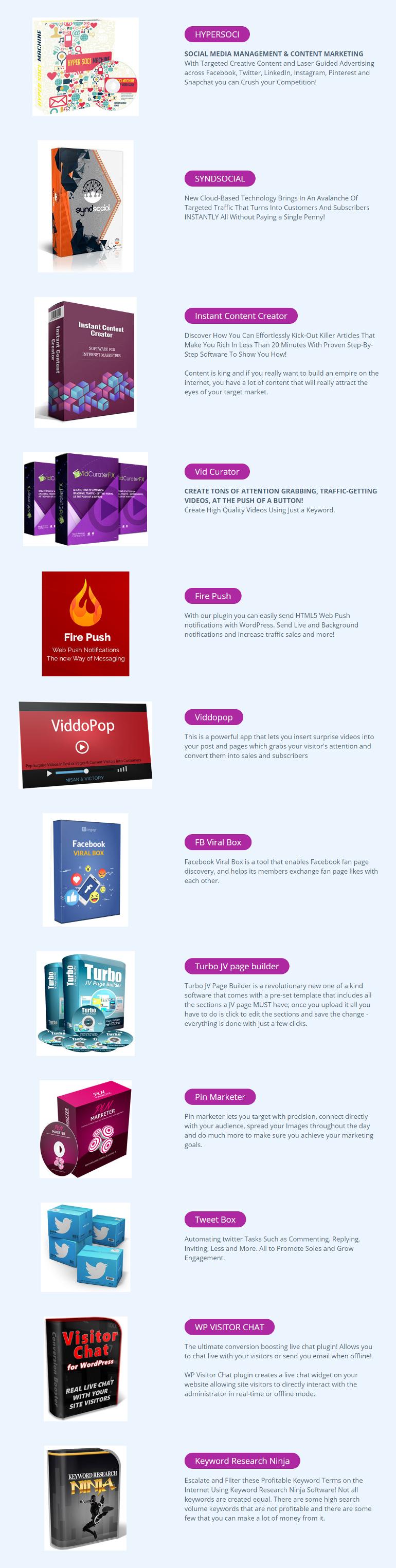 LiteApp Studio V2 Bonuses