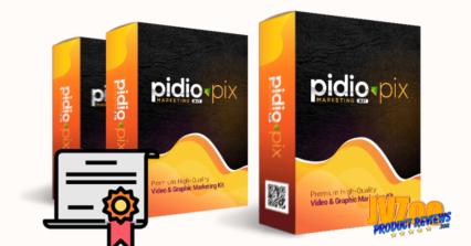 PIDIOPIX Marketing Kit Review and Bonuses