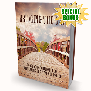 Special Bonuses - February 2019 - Bridging The Gap Pack