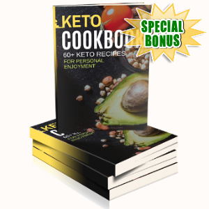 Special Bonuses - February 2019 - Keto Diet Cookbook