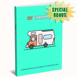 Special Bonuses - February 2019 - RV Champion