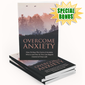 Special Bonuses - February 2019 - Overcoming Anxiety Pack