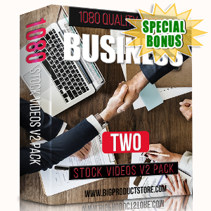 Special Bonuses - February 2019 - Business 2 - 1080 Stock Videos V2 Pack