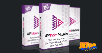 WP Video Machine Review and Bonuses