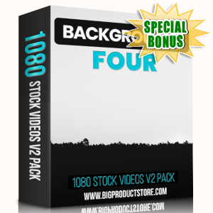 Special Bonuses - March 2019 - Backgrounds 4 - 1080 Stock Videos V2 Pack