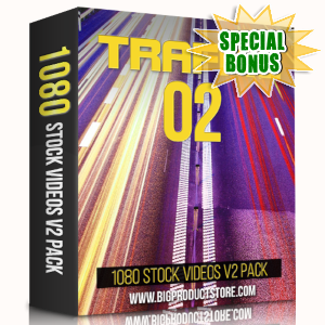 Special Bonuses - March 2019 - Traffic 2 - 1080 Stock Videos V2 Pack