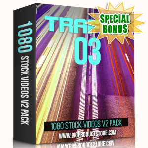 Special Bonuses - March 2019 - Traffic 3 - 1080 Stock Videos V2 Pack