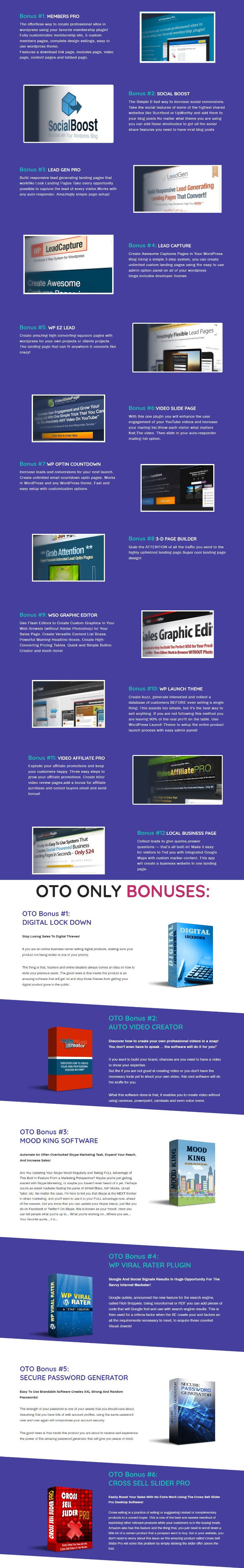 StoryReel Bonuses