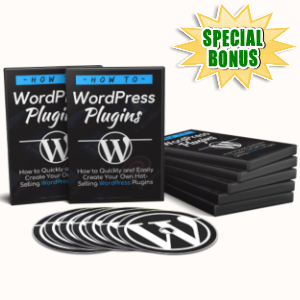 Special Bonuses - April 2019 - How To - WordPress Plugins Upgrade Pack